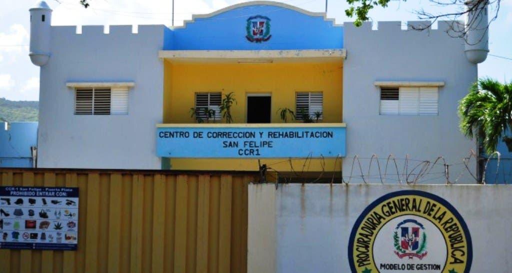 Centro Correccional y de Rehabilitación San Felipe de puerto plata