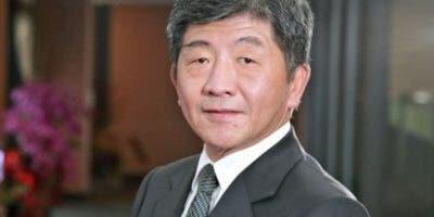 Dr. Chen Shih-chung Ministro de Salud y Bienestar República de China (Taiwan)