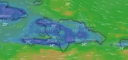 Meteorología: lluvias continuarán por vaguada; mantienen alerta meteorológica