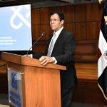 Luís Ernesto Feliz Báez director de la División General de Control de las Infecciones de Transmisión Sexual y SIDA DIGECITSS.