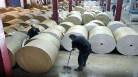 Los aranceles son una respuesta a la queja de un fabricante de papel en el estado de Washington ante el Departamento de Comercio.