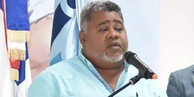 Máximo Díaz  coordinador de lectura y escritura