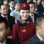 El 5 de abril llegó el primer vuelo de China a Panamá.