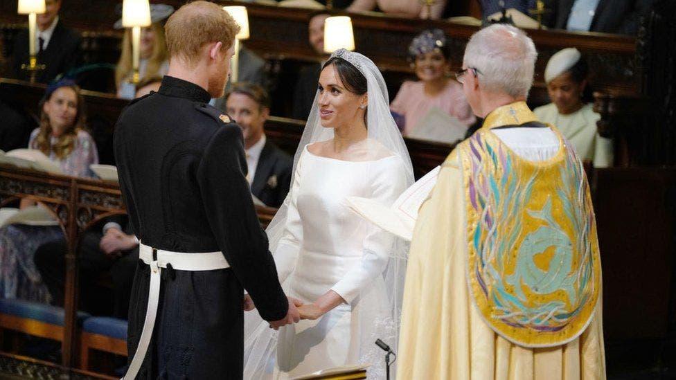 3. Ahora son el duque y la duquesa de Sussex, un condado de Inglaterra.