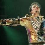 Jackson tenía un cuerpo muy entrenado que le permitía hacer complejos movimientos en el escenario.