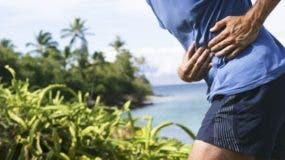 Una vez que sufres un pinchazo lateral, la única manera de reducir el dolor es parar la actividad pero sí existen formas de evitarlo.