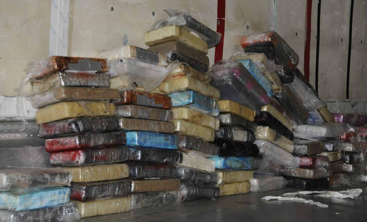 Cargamento está en poder de la Administración Federal para el Control de Drogas (DEA).