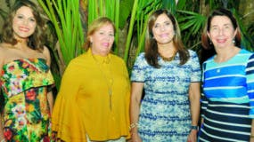 Pamela Sued, Alma Valverde, Diomares Musa y Cibeles de Benzonias.