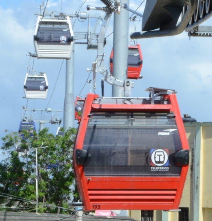 URBE asegura que el cableado ni las 195 cabinas de   diez pasajeros  representarán  peligro para los usuarios.  JOSé DE LEóN