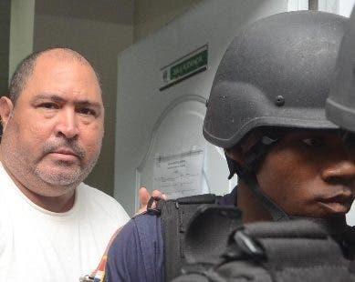 José Mercado, acusado por la  muerte de Yuniol Ramírez.