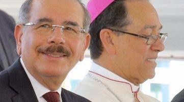 Danilo Medina  encabezó actividad.  fuente externa