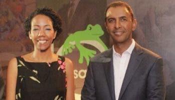 Domingo Contreras y Patricia Cuevas.