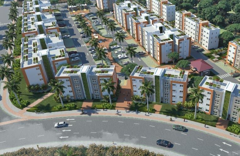El objetivo es mejorar los barrios aledaños al proyecto.