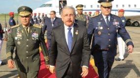 El Presidente participó  ayer en toma de posesión   Costa Rica.