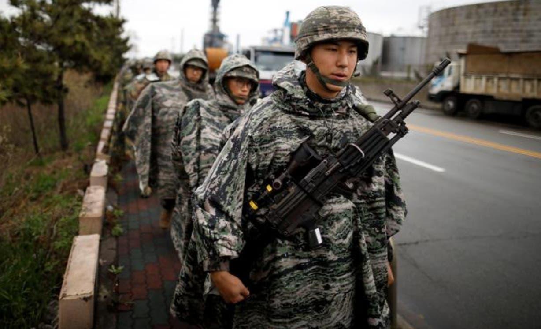 El Pentágono mantendrá los ejercicios militares con Corea del Sur y plantea que son legales.