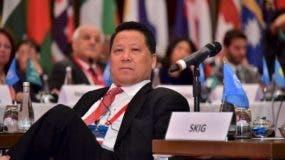 Millonario constructor chino Ng Lap Seng.