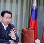 Ministro taiwanés de Relaciones Exteriores, Joseph Wu.