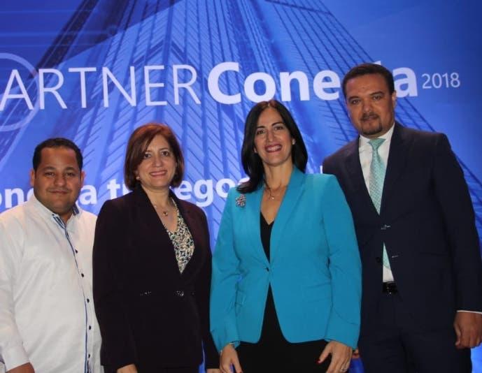 Roberto Henríquez, Andrés Marranzini, Sheyly Viuque, Teddy de Lara y Fausto Fernández.