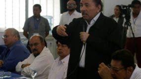 La Iglesia coordina el diálogo entre varios sectores. AP