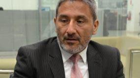 El neumólogo José Torres Sales en visita a El DÍA.  José    González