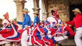El ritmo merengue ya se  baila  en todo el mundo.  Archivo.