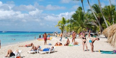 El país recibe más de seis millones de turistas al año.               Archivo