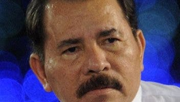 Presidente de Nicaragua Daniel Ortega.