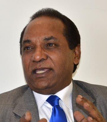 Jorge Zorrilla Ozuna, presidente del PCR.