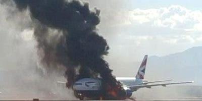 El accidente ocurrió el viernes, en La Habana, Cuba.  AP
