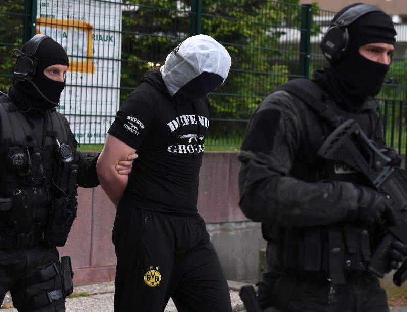 El  ataque se suma a otros producidos en París desde 2015. aP