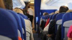 El pánico se apoderó de los demás pasajeros.