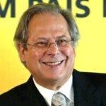 José Dirceu fue ministro  de Lula en el gobierno.
