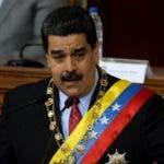 El presidente Nicolás Maduro busca la reelección en su país.