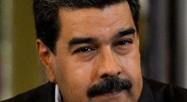 Nicolás Maduro.  AP