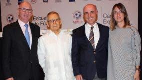 Carmelo Zubiaur,  Agripino Núñez Collado,  Alejandro Abellán García de Diego y  Paz Montes.