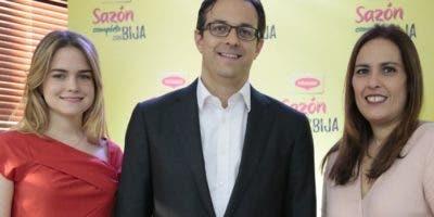Raquel Montes, Alexandre Carreteiro y Marisol Martínez, durante la presentación.