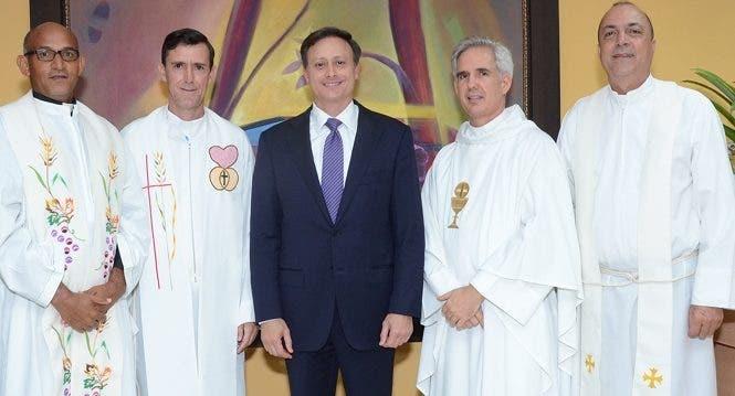 José Ramón López, Jorge William Hernández,  Jean Alain Rodríguez,  Javier Vidal   y  José Núñez.