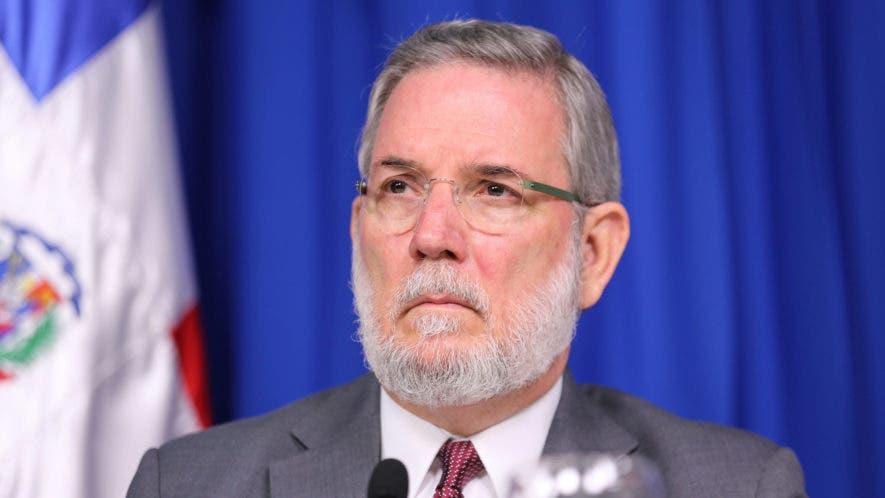 Roberto Rodríguez Marchena, vocero de la Presidencia.