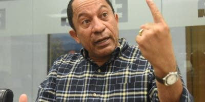 Jorge Ramírez es un dirigente de buena reputación.  Alberto calvo