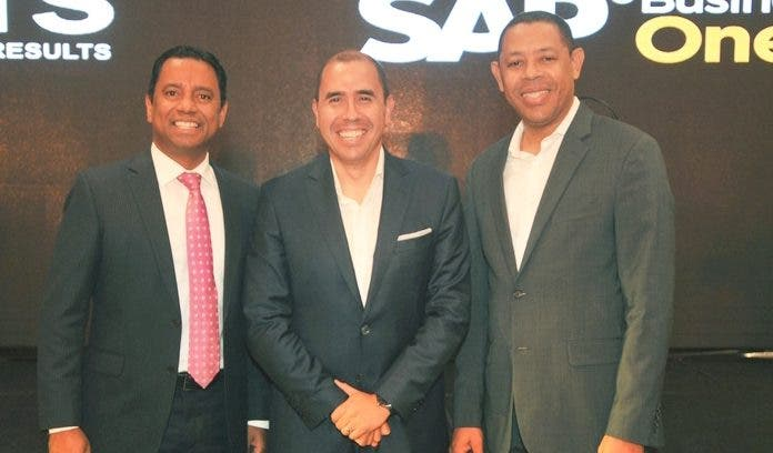 José Mora, César Ayala y Wandy Reyes.