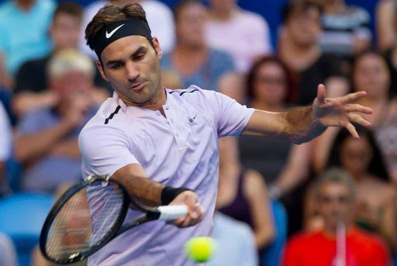 Roger Federer volvió el primer lugar del ranking sin jugar.