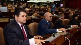 Muchos legisladores califican de extemporáneo el pedido, porque el proyecto ya fue   aprobado   por el Senado.  Archivo.