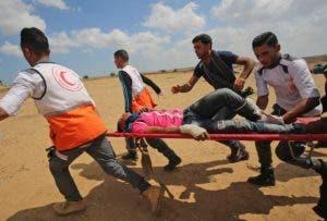 Entre los heridos hay 71 tienen consideración graves.
