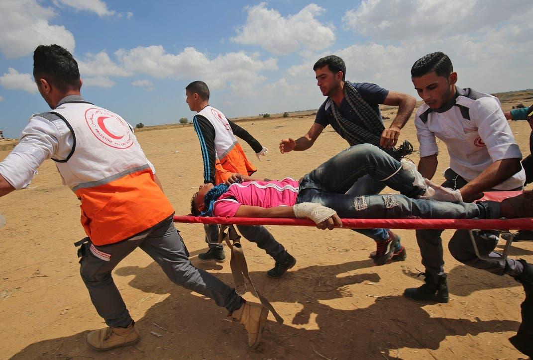 4. Entre los heridos hay 71 tienen consideración graves.