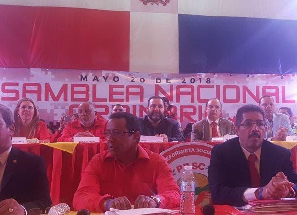 La Asamblea inició pasadas las 10:00 de la mañana, con la llegada de Quique Antún.