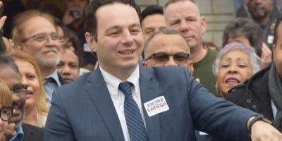 Concejal Sayegh gana alcaldía Paterson-Nueva Jersey