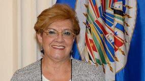 Esmeralda Arosemena de Troitiño.