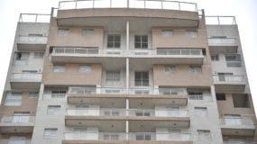 Foto del lujoso piso de lujo de Solaris, donde el ex presidente brasileño Luiz Inácio Lula Da Silva poseía un apartamento triplex, en la playa de Asturias en Guaruja, a unos 90 km de Sao Paulo, Brasil. El apartamento junto al mar en el centro del caso de corrupción que vio al popular ex presidente (2003-2011) Luiz Inacio Lula da Silva enviado a prisión el mes pasado fue subastado el 15 de mayo de 2018 por más de $ 600,000. AFP