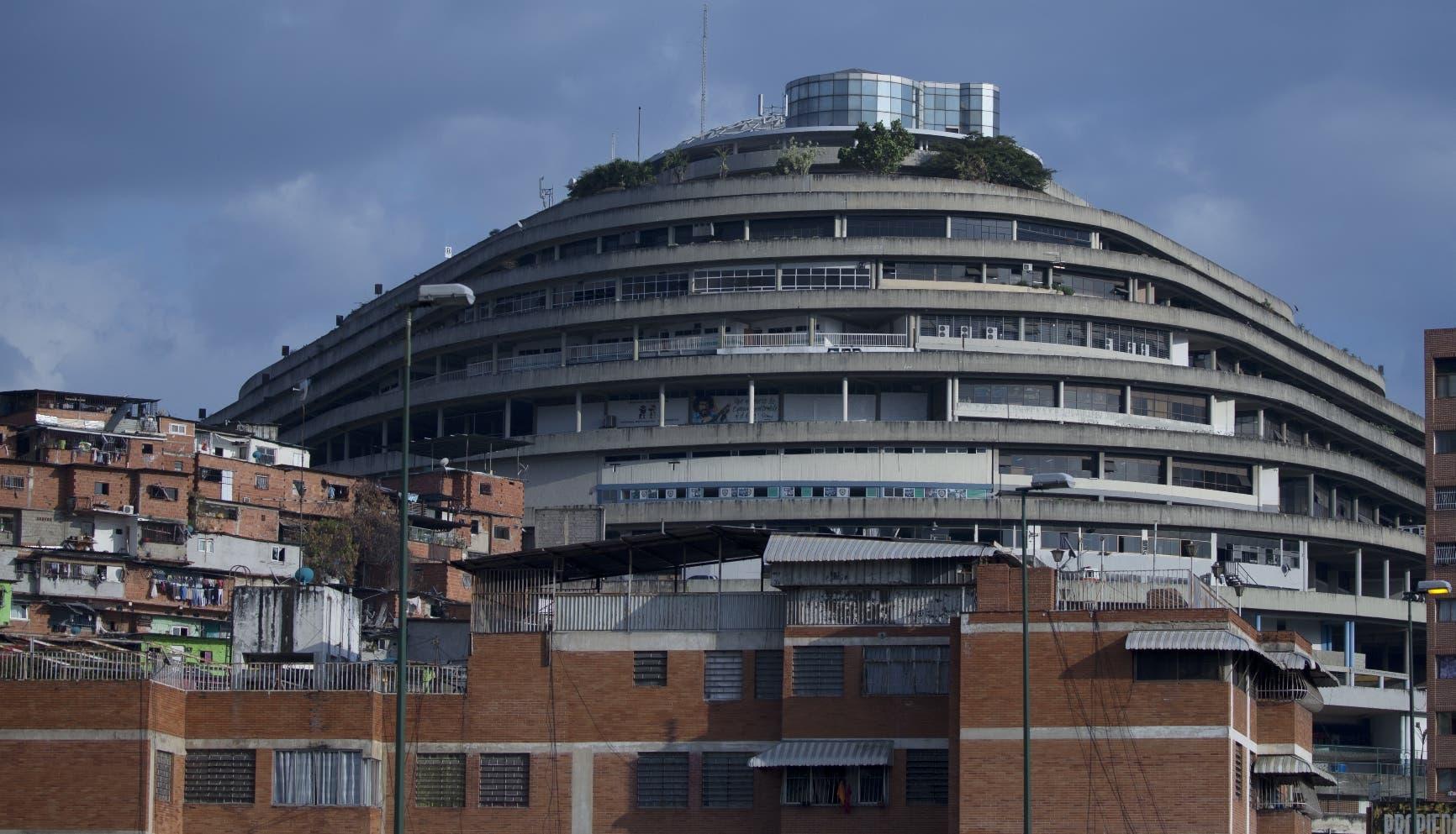 Culmina protesta en sede policial de Venezuela