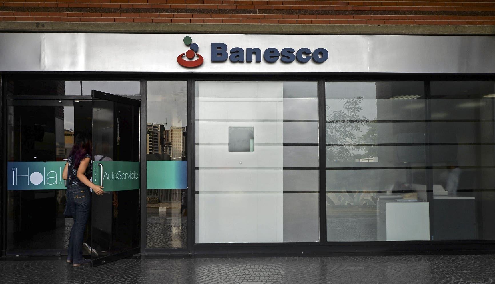VENEZUELA-ECONOMY-BANESCO